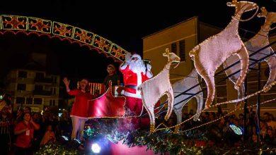 Photo of Domingo tem desfile no Natal dos Anjos de Dois Irmãos