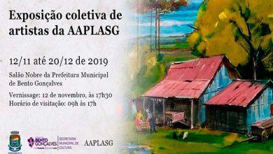 Photo of AAPLASG realiza exposição em Bento Gonçalves