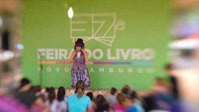 Photo of Feira do Livro tem atrações no final de semana em NH