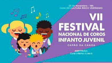 Photo of VII Festival Nacional de Coros Infantojuvenis acontece em Capão da Canoa