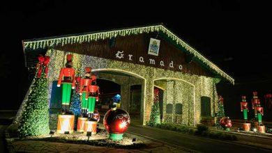 Photo of Decoração do Natal Luz tem 2,4 milhões de leds