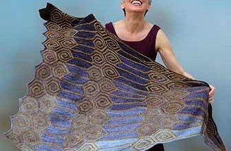 Photo of Paola Albergamo ensina tricô em São Paulo