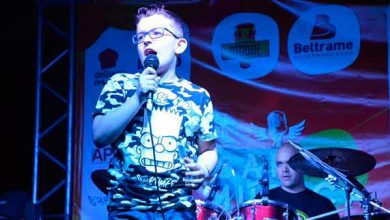 Photo of Voz infantil abriu o Santa Música Festival