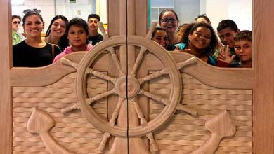 Photo of Adolescentes do NASF/Litorâneo visitam CCMAR em Rio Grande