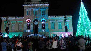Photo of Público prestigia atrações de Natal em Bento Gonçalves