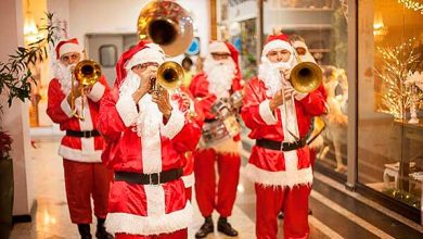 Photo of Papai Noel chega sábado no Atlântico Shopping