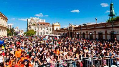 Photo of Parada LGBT lota Largo do Mercado Central de Pelotas