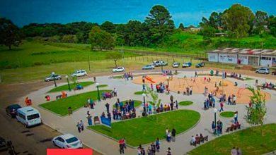 Photo of Praça da Ferrovia foi revitalizada em Vacaria