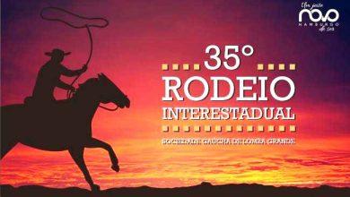 Photo of Confira a programação do 35º Rodeio Interestadual em Lomba Grande