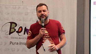 Photo of Secretário do Turismo de Bento Gonçalves é finalista em premiação nacional