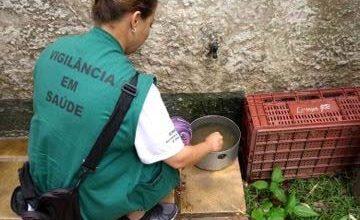 Photo of Ação de combate ao mosquito Aedes aegypti em São Leopoldo