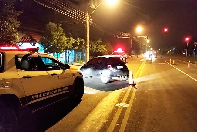 Blitz aborda 123 motoristas em Caxias do Sul - Revista News
