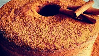 Photo of Receita de bolo de canela sem açúcar