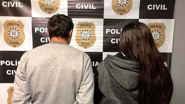 Casal é preso em Cruz Alta por tráfico de drogas - Revista News