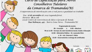 Photo of Tramandaí promove capacitação para os Conselheiros Tutelares