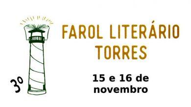 Photo of Farol Literário de Torres começa nesta sexta-feira, 15/11