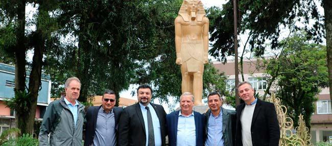 Museu Egípcio é nova atração turística de Canela - Revista News