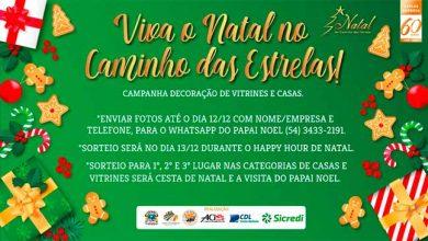 Photo of Carlos Barbosa realiza campanha de decoração natalina