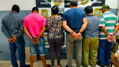 Photo of Seis presos no interior do RS por abigeato e receptação de carne furtada