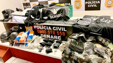 Photo of Depósito de drogas é descoberto na zona sul de Porto Alegre