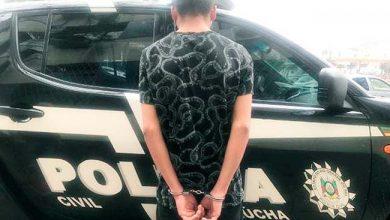 Photo of Suspeito de roubo em Serafina Corrêa é preso em Porto Alegre