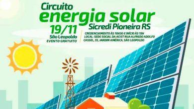 Photo of São Leopoldo recebe Circuito Sicredi Pioneira de Energia Solar