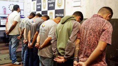 Photo of Preso em Alegrete grupo criminoso que vendia latas de tintas falsas
