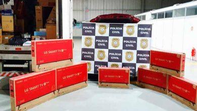 Photo of Polícia recupera 60 televisores no bairro Jardim América, em São Leopoldo
