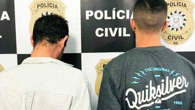Photo of Dois presos em Viamão por violência doméstica