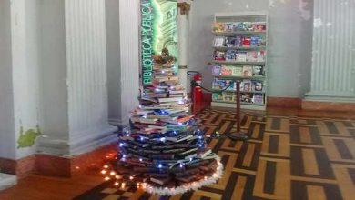 Photo of Biblioteca Pública do RS promove Tarde de Natal com troca de livros