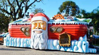 Photo of Confira as atrações deste domingo do Natal de Flores da Cunha