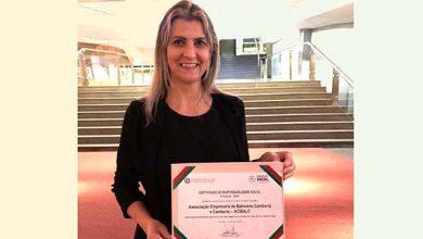 Photo of Alesc presta homenagem com certificado de Responsabilidade Social a Acibalc