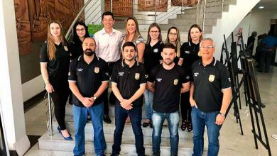 Photo of Polícia Civil inaugura exposição e apresenta efetivo da Deam em São Leopoldo
