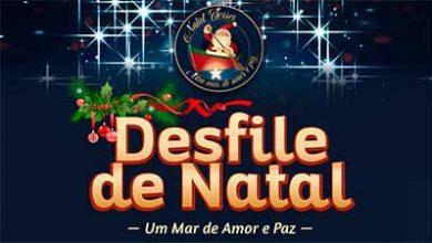 Photo of Sábado tem Desfile Temático do Natal em Torres