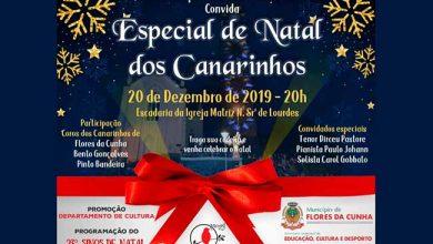 Photo of Especial de Natal dos Canarinhos em Flores da Cunha