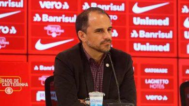 Photo of Rodrigo Caetano oficializa permanência no Inter para 2020
