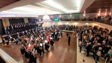 Photo of Sinfônica de Gramado, da UCS e coro da Ospa encantam público