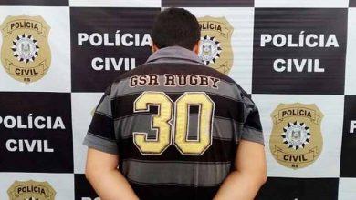 Photo of Polícia prende suspeito de homicídio em Farroupilha