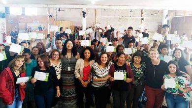 Photo of Programa Acessuas forma 67 pessoas em São Leopoldo