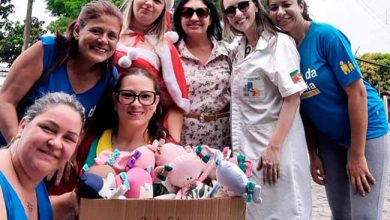 Photo of Iniciativa da UBS Vila Brás alegra Natal em São Leopoldo