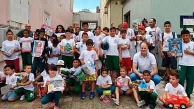 Photo of Passo Fundo: brinquedos arrecadados na Corrida de Rua são doados