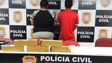 Photo of Casal é preso por tráfico de drogas no Sarandi, em Porto Alegre