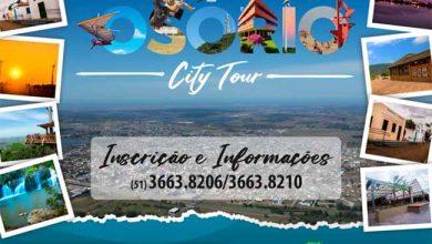 Photo of Sábado tem CityTour por Osório