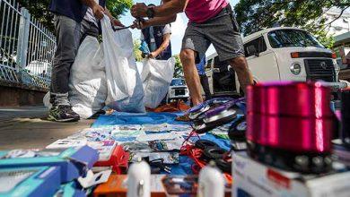 Photo of Operação Papai Noel fiscaliza comércio ambulante em Porto Alegre