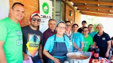 Photo of CRAS Ouro Preto faz almoço de Natal em Carazinho