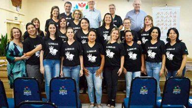 Photo of Ijuí forma primeira turma do Curso Básico em Libras