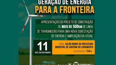 Photo of Santana do Livramento apresenta investimento em energia eólica