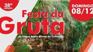 Photo of 38ª Festa da Gruta de Otávio Rocha ocorre domingo, em Flores da Cunha