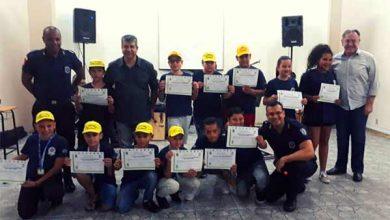 Photo of GM realiza formatura dos Guardas Mirins, em NH