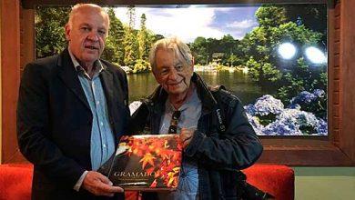 Photo of Secretario de Turismo recebe visita do jornalista Fernando Gabeira
